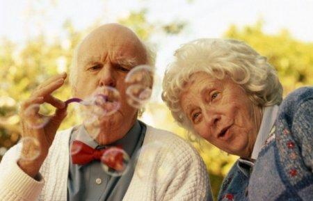 Секрет красивой фотографии. Как снимать пожилых людей