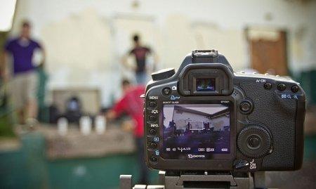 Как фотографировать зеркалкой