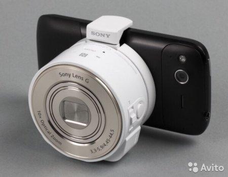 Смартографы Sony Cyber-shot. Новый уровень мобильной фотографии